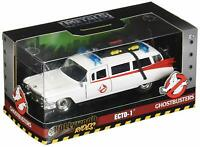 Jada Toys Metals Die Cast Hollywood Rides - Ghostbusters ECTO-1 Cadillac Hurst