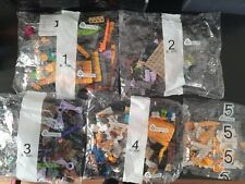 lego elves 41179 sealed bags 1 to 5 only. Missing bags 6,7.