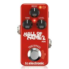 TC Electronic Hall Of Fame 2 Mini Reverb Pedal
