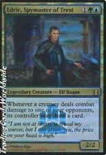 EDRIC, Spymaster of Trest // FOIL // NM // release Promos // Engl. // Oversized