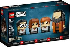 LEGO® Harry Potter™ 40495 BrickHeadz Harry, Hermine, Ron & Hagrid™  -NEU & OVP-