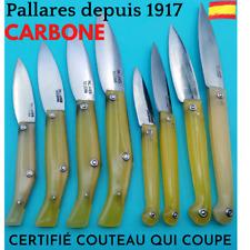 PALLARES COUTEAU PLIANT REGIONAL ESPAGNE, ACIER CARBONE, DEPUIS 1917