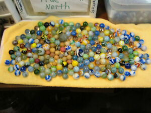 What are clay marbles worth