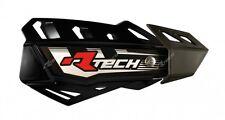 Déflecteurs Rtech Handguards FLX Noir Moto Cross Enduro Universel 22 - 28