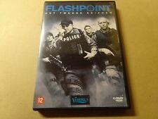 4-DISC DVD BOX / FLASHPOINT - SEIZOEN 2