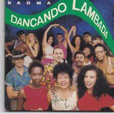 Kaoma-Dancando Lambada 3 inch cd  single