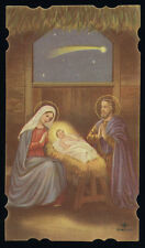 santino-holy card*ediz.NB n.3040 NATIVITA'
