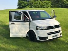 Volkswagen transporter t5 Volkswagen kombi 6 seat 2014 camper day van campervan