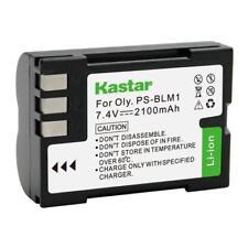 Kastar PS-BLM1 Battery for Olympus C-5060 C-7070 C-8080 E-1 E-3 E-30 E-520