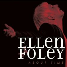 Ellen Foley - About Time [New CD]