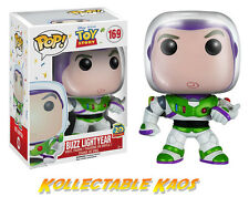 Toy Story - Buzz Lightyear Pop! Vinyl Figure (20th Anniversary Edition)