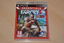 Far Cry 3 PS3 Playstation 3 (Essentials)