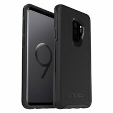 Genuine OtterBox Samsung Galaxy S9+ Symmetry Series ShockProof Case Cover Black