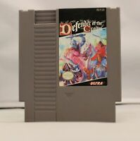Defender Of The Crown - Nintendo NES Game Authentic