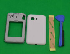 Full Housing Middle Frame+Battery Cover For Samsung Galaxy Young 2 G130 Whtie