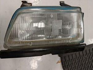 84,85,86,87 Honda Civic Left Front Headlamp mount, adjuster and headlamp