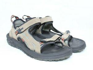 Teva Men's Brown ShocPad Trail Sport Sandals Hiking Shoes 6758 Size 14