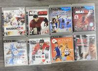 PS3 Games Lot