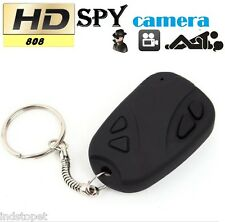 Mini HD USB Spy Car KeyChain Video Recorder Hidden Camera Camcorder DVR 808