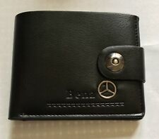 Mercedes Benz Wallet Leather Uk seller perfect gift
