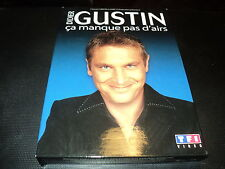 """DVD """"DIDIER GUSTIN - CA MANQUE PAS D'AIRS"""" spectacle musical"""