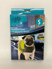 Dog Reflective Jacket Neon by AFP K-Nite Size Small S Pet Safety Reflecting Sign