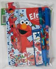 Sesame Street Elmo Stationary Set Party