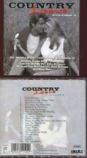 """COUNTRY LOVE """"Vol. 2"""" (CD) 2000 Crazy dreams, Crying..."""