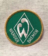SV WERDER BREMEN FC FOOTBALL CLUB BUNDESLIGA GERMANY SOCCER VINTAGE PATCH