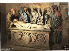 10 - cpsm - CHAOURCE - L'église St Jean Baptiste - Le Sépulcre