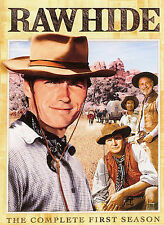 Rawhide - The Complete First Season (DVD, 2006, 7-Disc Set)
