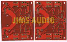 15W pure sound Class A stereo amplifer PCB Hiraga