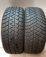 2 X 225/55/18 98H 7.41MM-7.00MM MICHELIN LATITUDE ALPIN NO REPAIRS