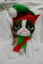 "GRUMPY CAT 7"" Christmas plush - ELF"