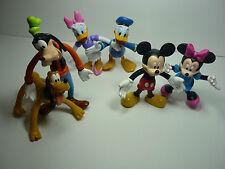 6 Biegefiguren Walt Disney Albert Heijn Niederland 10 bis 17 cm hoch
