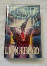Fear by L Ron Hubbard, 1991 H/C w DJ cover by Gerri Grace