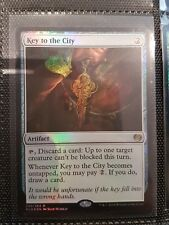 MTG Mint Singles - Key to the City | Foil | Item in Sydney