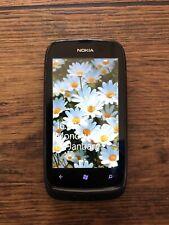 Nokia Lumia 610 - 8GB - Piano black (Three) Smartphone Windows Phone Xbox