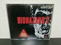 USED PS1 Bio Hazard 2 Playstation JAPAN Import