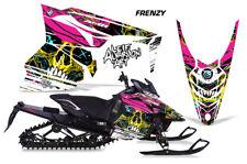 Yamaha SR Viper RTX STX MTX Decal Wrap Graphic Kit Sled Snowmobile 14-16 FRNZY Y