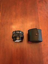 Promaster Spectrum 7 2x Auto Tele Converter for Canon FD Mount