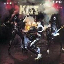 Alive! [Remaster] by Kiss (CD, Jul-1997, 2 Discs, Casablanca)