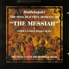 HALLELUJAH! THE MOST BEAUTIFUL MOMENTS OF THE MESSIAH & OTHER FAVOURITE HANDEL