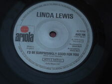 Linda Lewis : I'd Be Surprisingly Good For You - The Best Days Of My Life