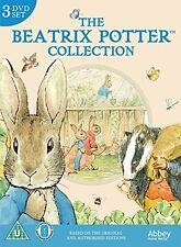 The Beatrix Potter Collection Anthology of Peter Rabbit & Friends DVD Box Set R4