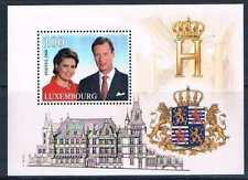 Luxembourg 1992 Mi N°bloc 18 Mnh**  BLOC PRINCE HENRI