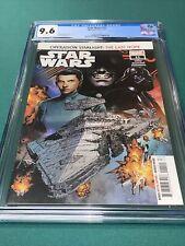 star wars comic cgc 9.6 the last hope 11