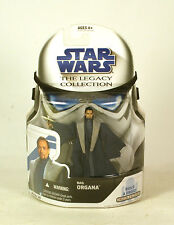 Star Wars The Legacy Collection BD #26 Bail Organa MOC