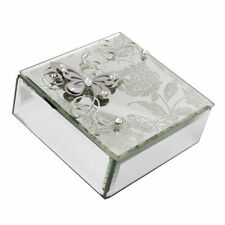 Square Modern Decorative Boxes, Jars & Tins