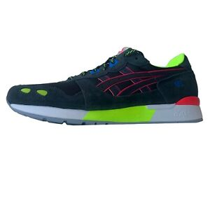NEW Men's size 13 Asics Tiger GEL-Lyte Sneaker in Graphite Grey Laser Pink Shoe